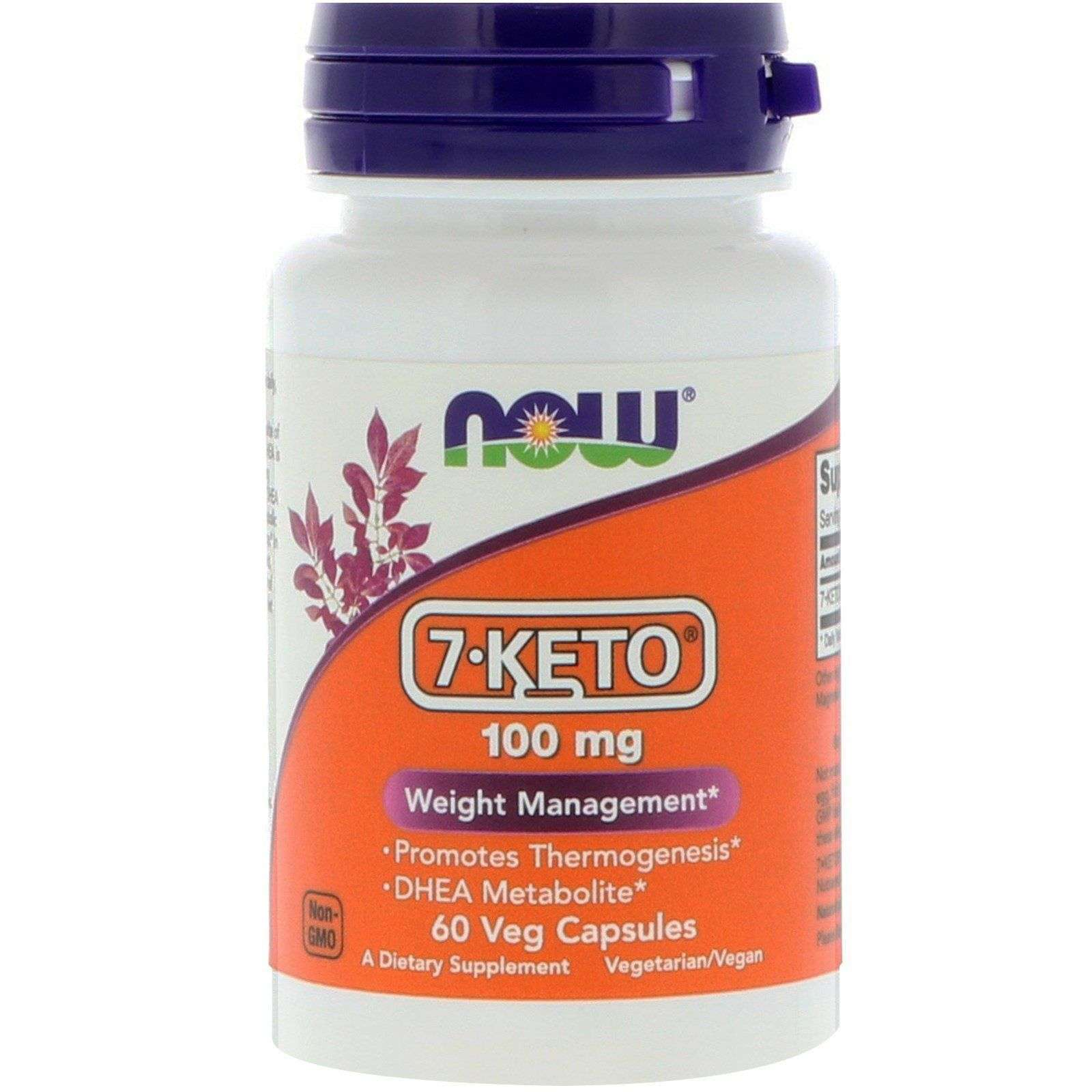 Now Now 7-Keto 100mg