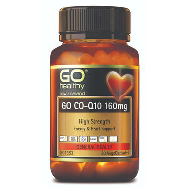 Go Healthy Go Co-Q10 160mg