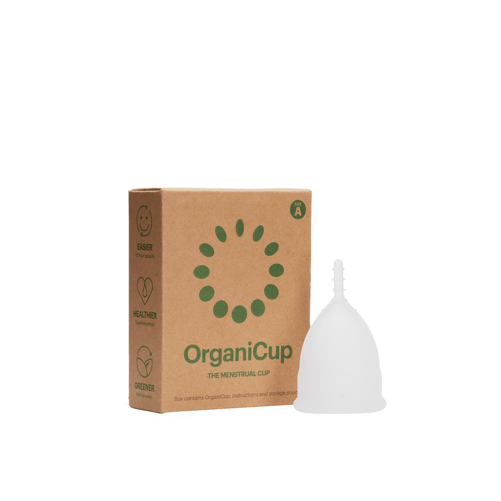 OrganiCup OrganiCup - The Menstrual Cup