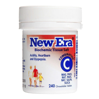 New Era New Era Comb C - Acidity, Heartburn & Dyspepsia.