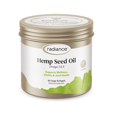 Radiance Hemp Seed Oil
