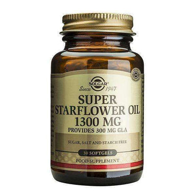 Solgar Super Starflower 1300mg