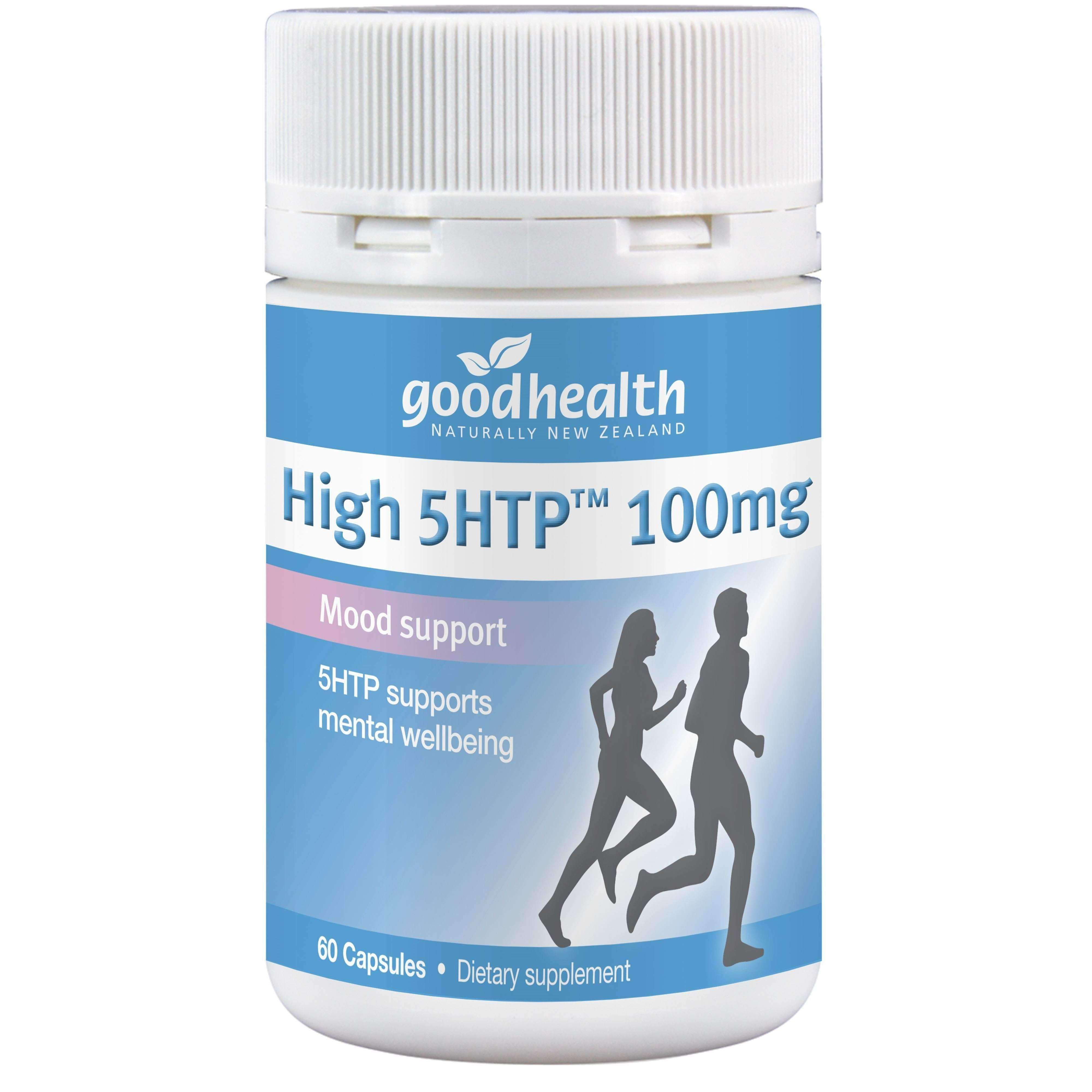 Good Health High 5HTP 100mg