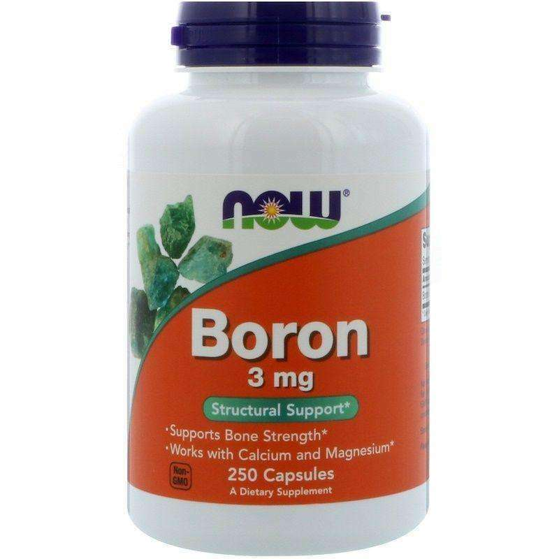 Now Boron