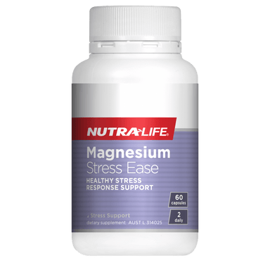 Nutra-Life Magnesium Stress Ease