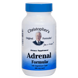 Christopher's Adrenal Formula