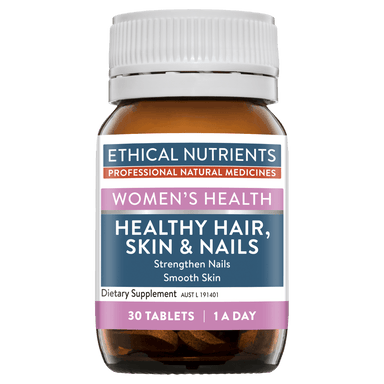 Ethical Nutrients Healthy Hair, Skin & Nails