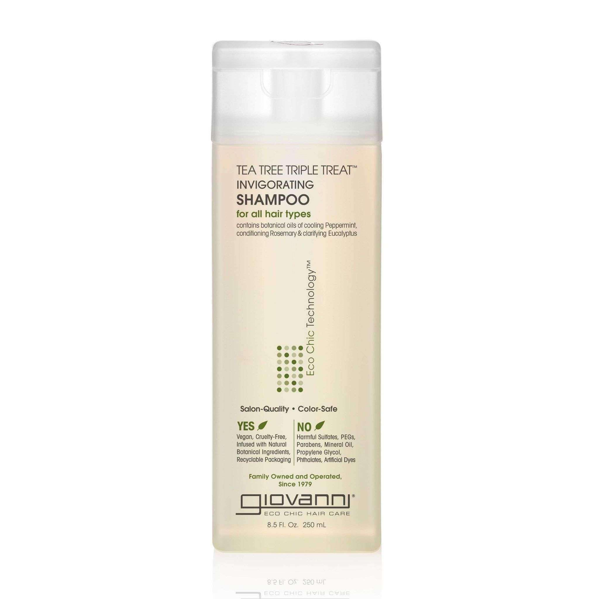 Giovanni Tea Tree Triple Treat Shampoo
