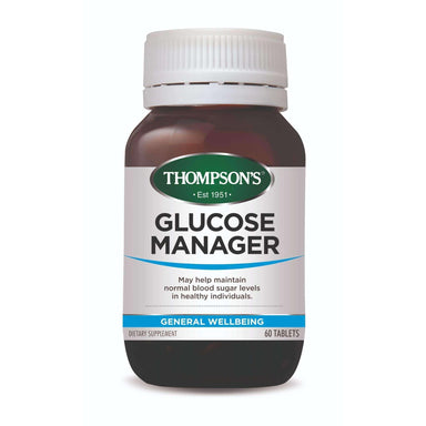 Thompsons Glucose Manager