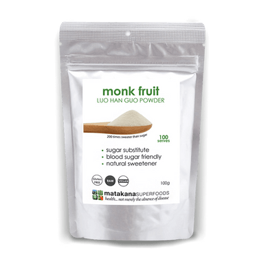 Matakana Superfoods Monk Fruit 100gm