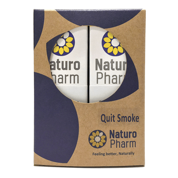 Naturo Pharm Quit-Smoke Pack