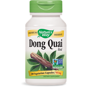 Nature's Way Dong Quai Root - Special