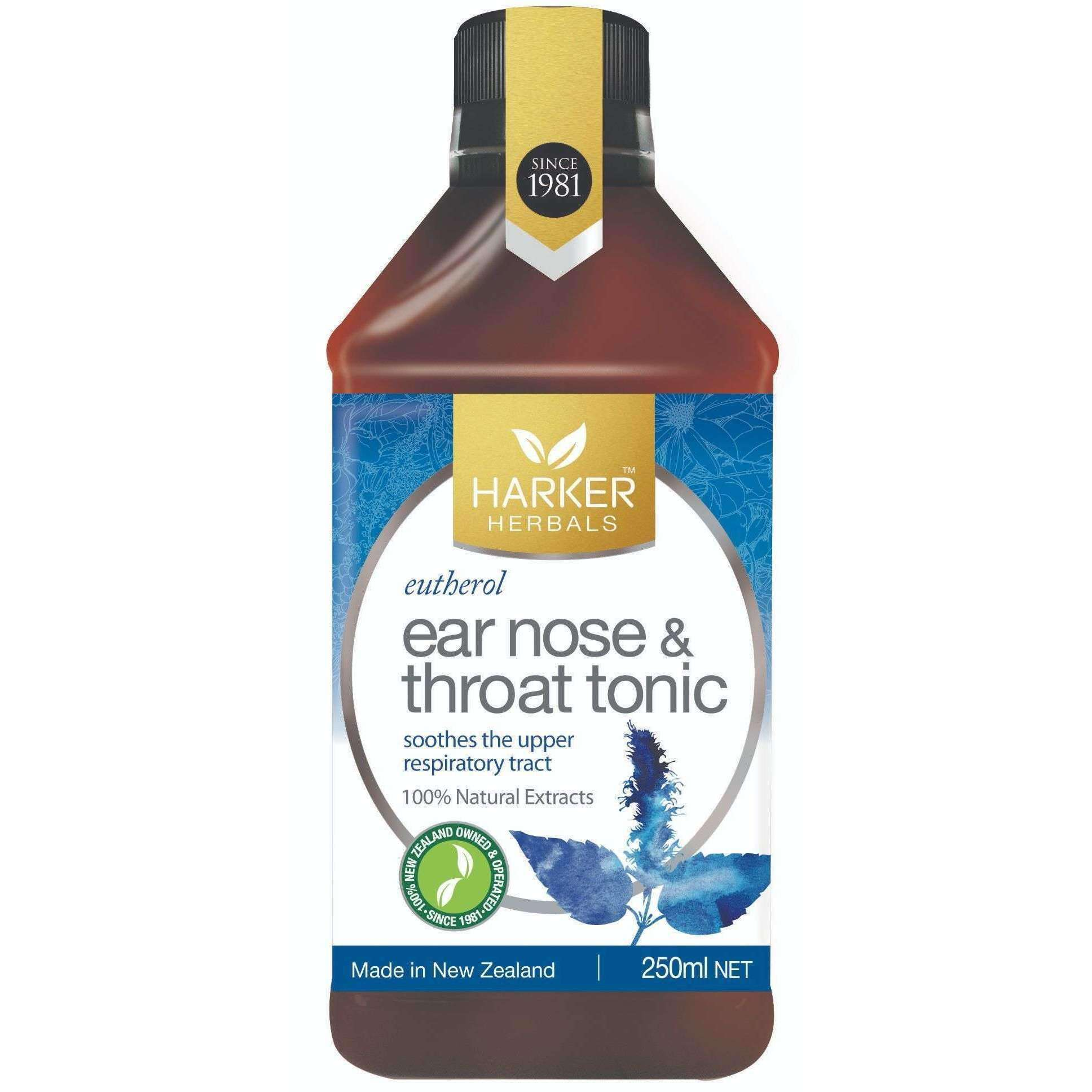 Eutherol Ear Nose & Throat Tonic