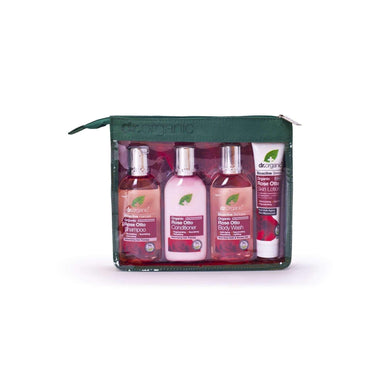 Dr.Organic Rose Otto Travel Pack