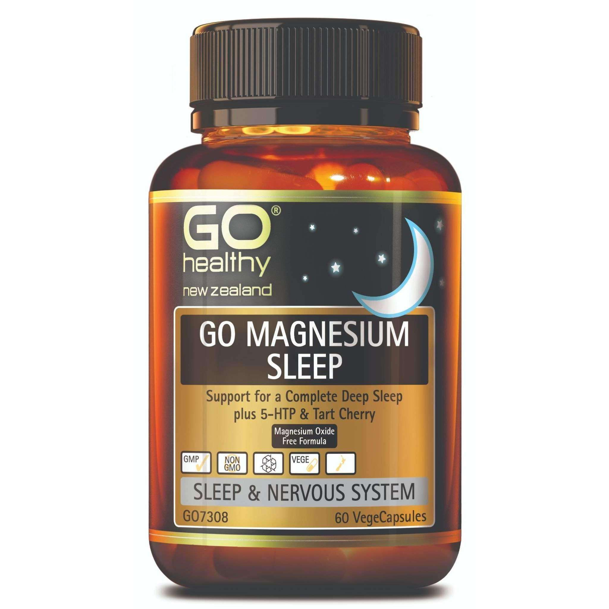 Go Healthy Go Magnesium Sleep
