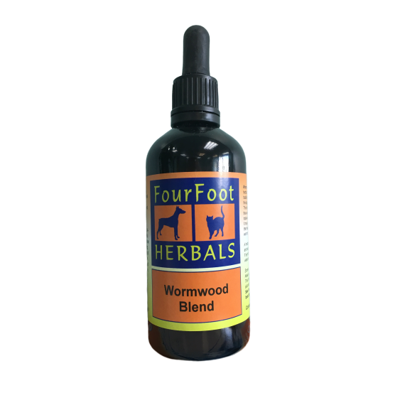 Four Foot Herbals FourFoot Wormwood Blend