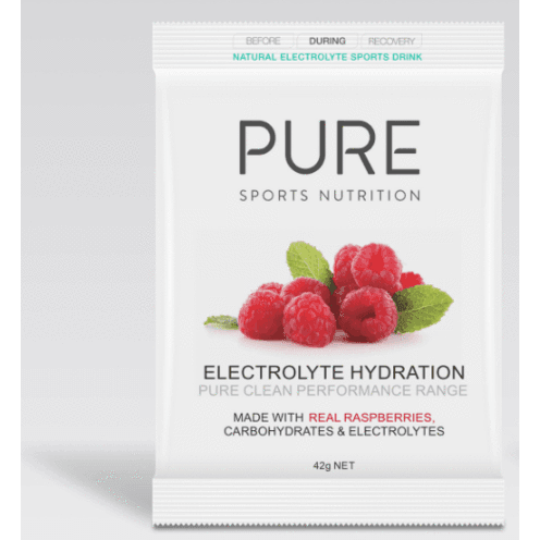 Pure Electrolyte Hydration Powder Sachets - Short Dated