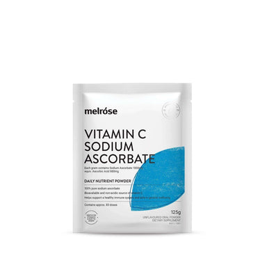 Melrose Pure Sodium Ascorbate Powder