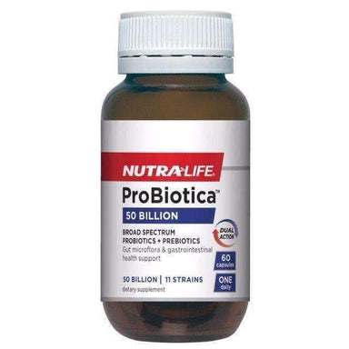 Nutra-Life ProBiotica 50 Billion