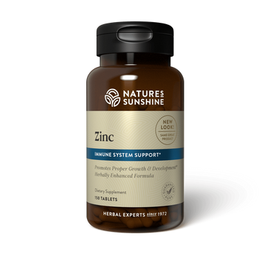 Nature's Sunshine Zinc