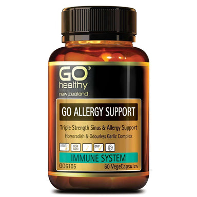 Go Healthy Go Allergy Support 60 caps
