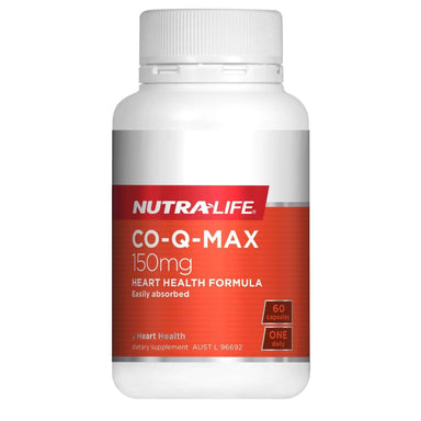 Nutra-Life Co-Q Max 150mg