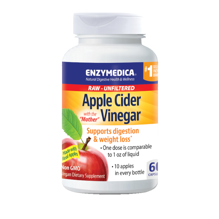 Enzymedica Apple Cider Vinegar