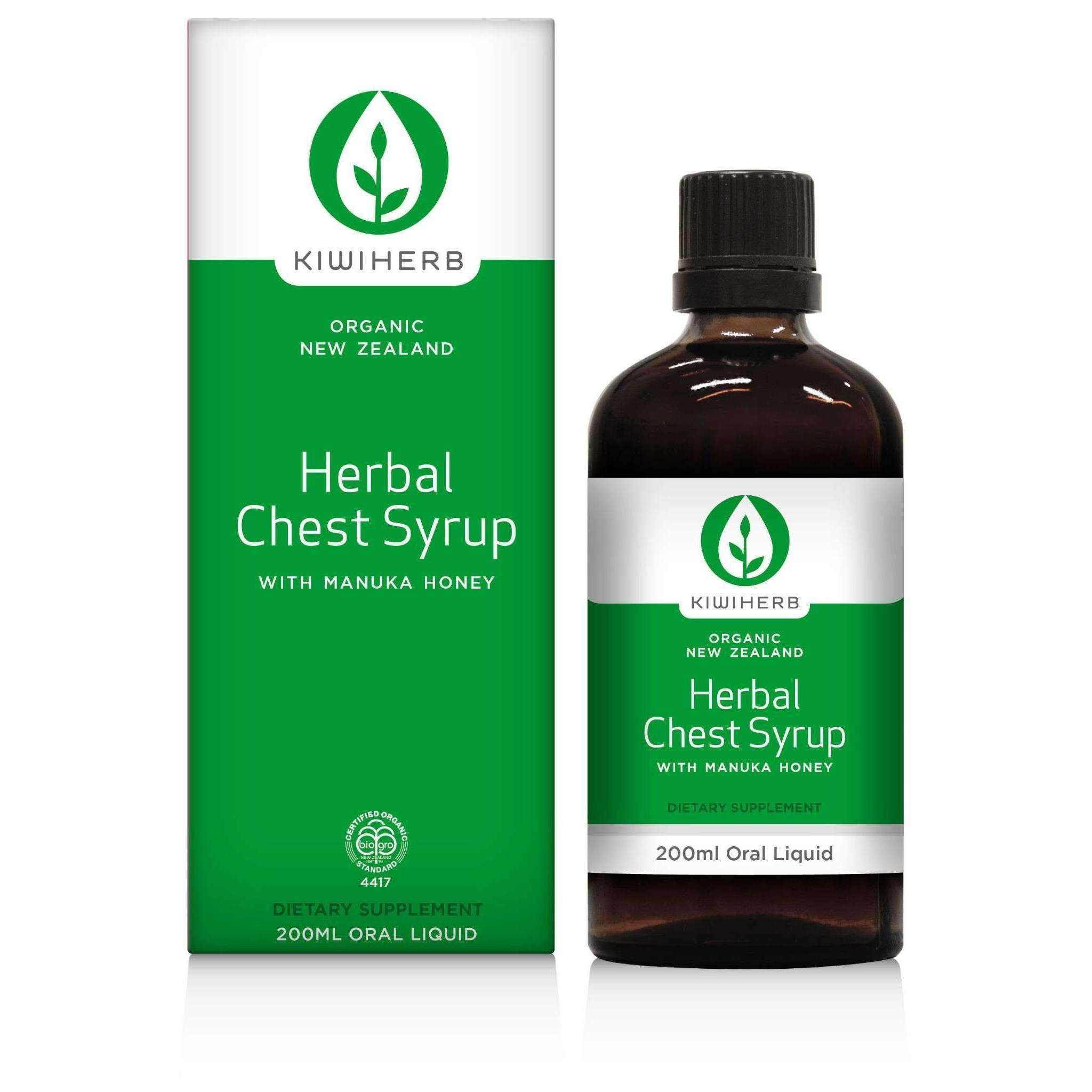 Herbal Chest Syrup - Short Dated