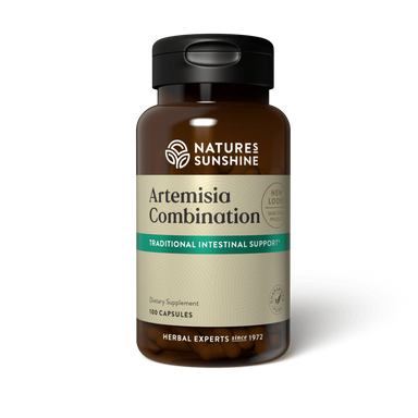 Nature's Sunshine Artemisia Combination 100 Capsules