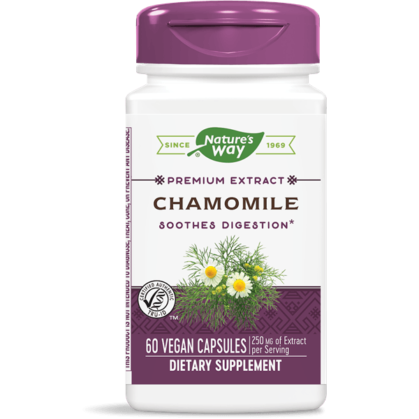 Nature's Way Chamomile Standardised