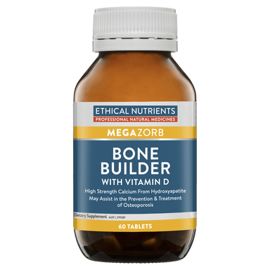 Ethical Nutrients MEGAZORB Bone Builder with Vitamin D