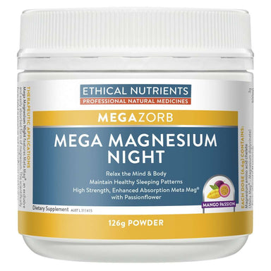 Ethical Nutrients Mega Magnesium Night