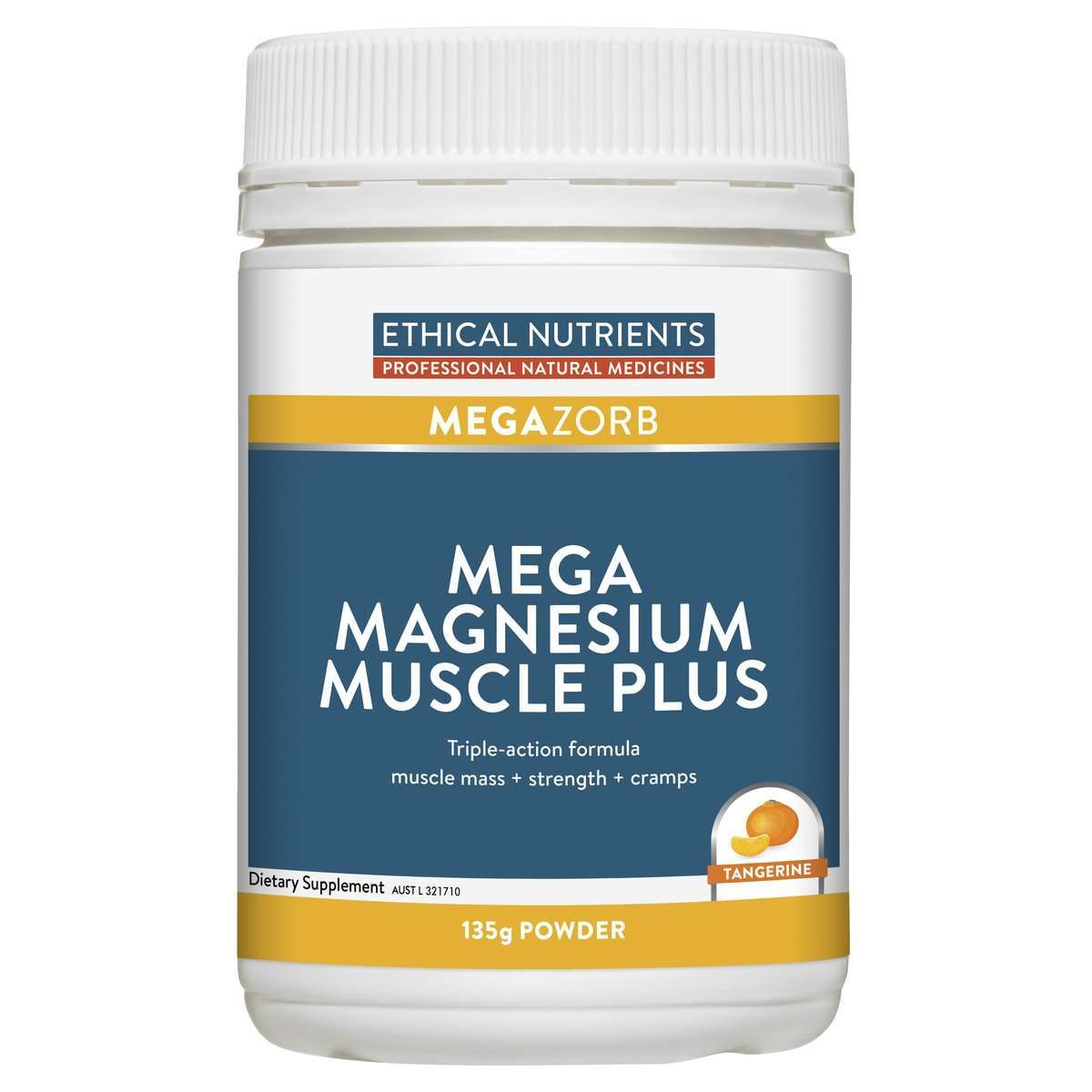 Mega Magnesium Muscle Plus