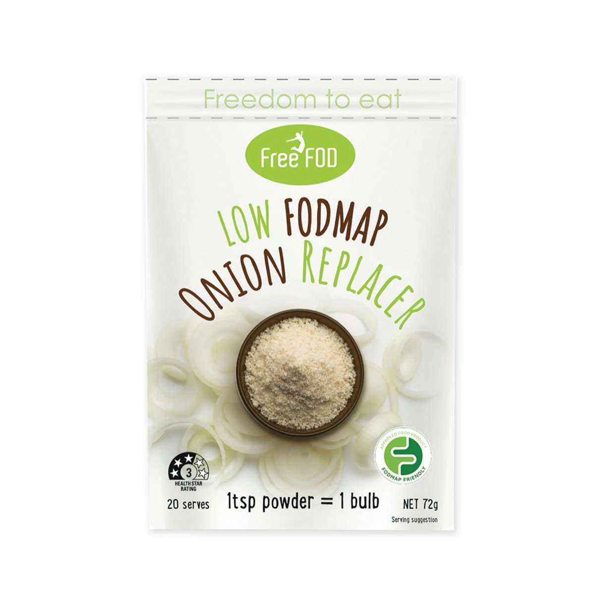 Certified Low-FODMAP Onion Replacer
