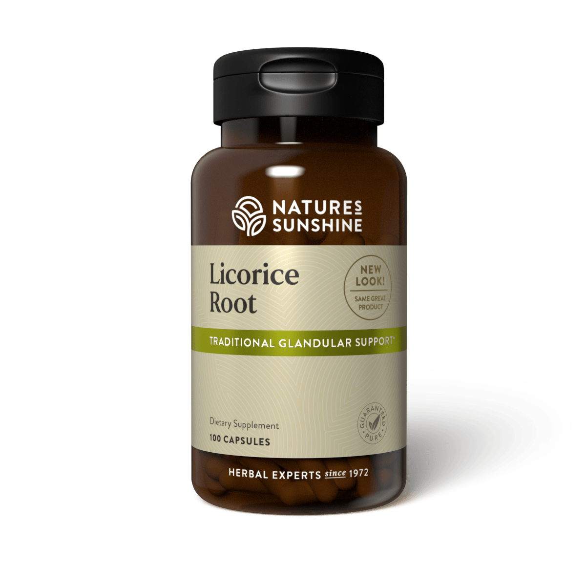Nature's Sunshine Licorice Root
