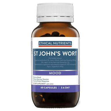 Ethical Nutrients St John's Wort