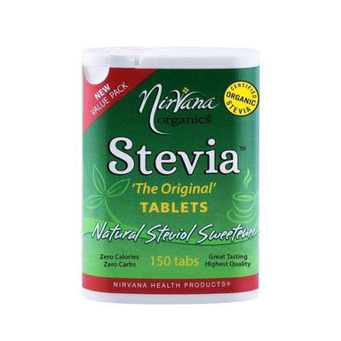 Nirvana Health Product Stevia Tablets