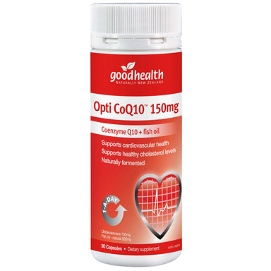Good Health Opti CoQ10 150mg