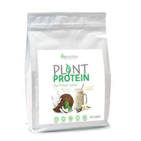 Pure Plant Protein with Coconut Water