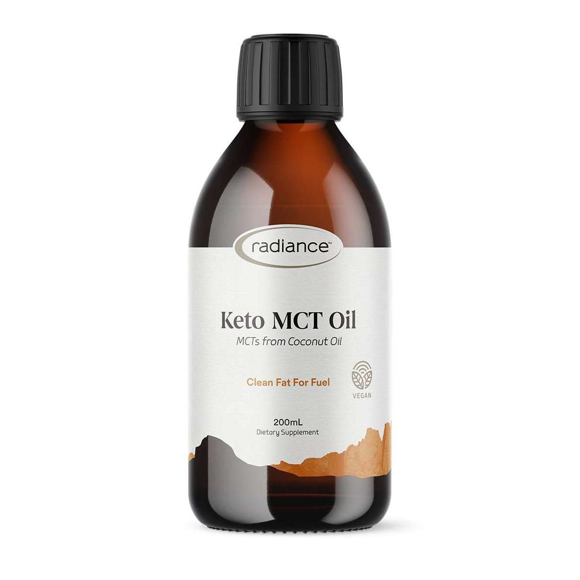 Radiance Keto MCT Oil 200ml