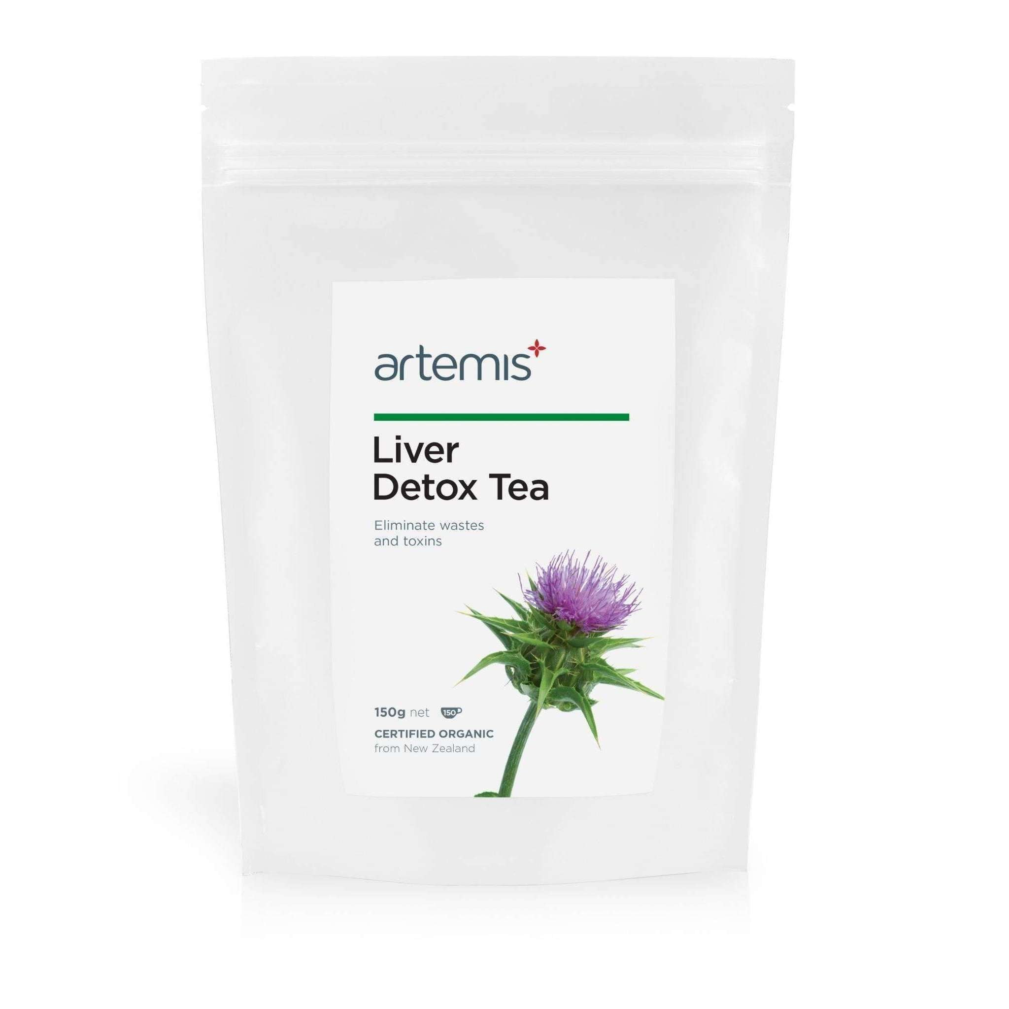 Artemis Herbal Medicine Liver Detox Tea