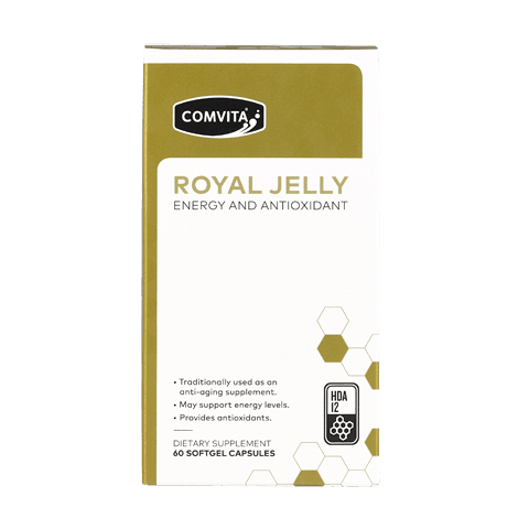 Comvita Royal Jelly 600mg