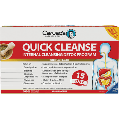 15 Day Quick Cleanse