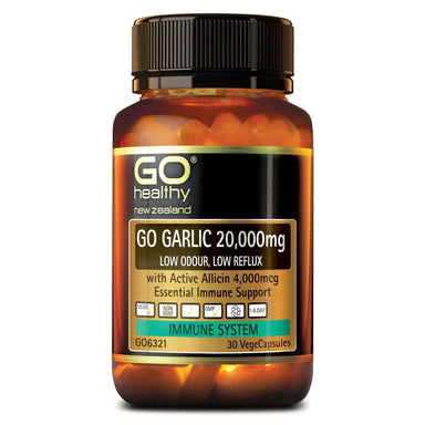 Go Healthy Go Garlic 20,000mg
