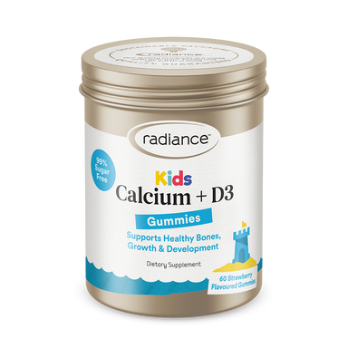 Radiance Kids Gummies Calcium & D3