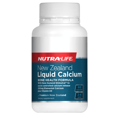 Nutra-Life Liquid Calcium with StimuCal