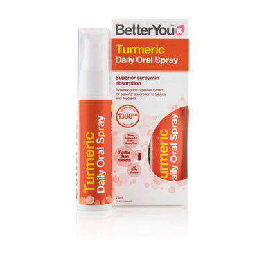 BetterYou BetterYou Turmeric Daily Oral Spray