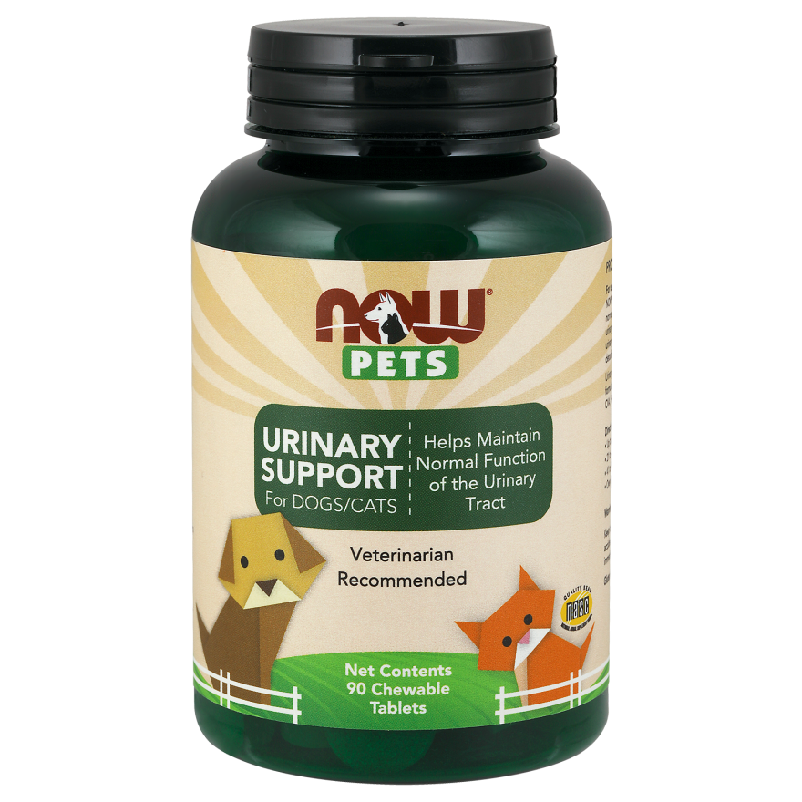 Now Pets Urinary Support for Dogs and Cats