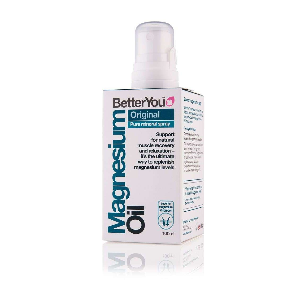 BetterYou BetterYou Magnesium Oil Original Spray