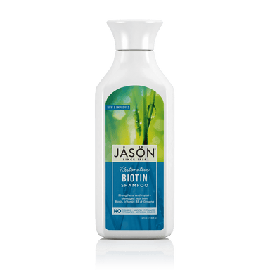 Jason Natural Biotin Shampoo